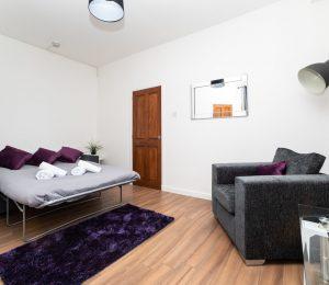 Cozy Apartment - Bellshill (29)