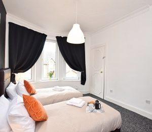 Whifflet Part Apartment - Coatbridge (7)